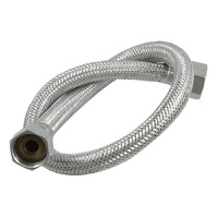 15mm F&F Flexible PEX Hose, 600mm, Watermark approved